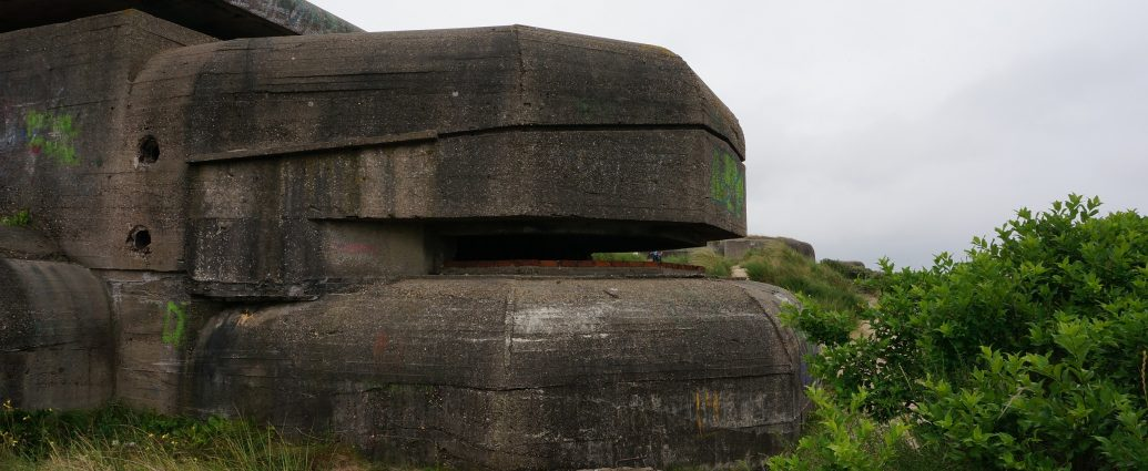 Bunker Wn81 1 M178, Atlantic Wall - IJmuiden | route atlantic wall netherlands