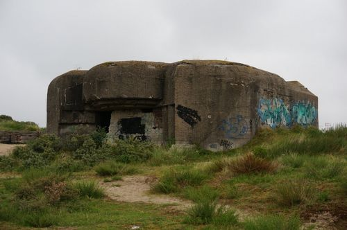 Bunker Wn81 M272, Atlantic Wall - IJmuiden