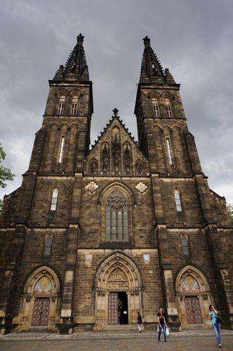 Basilica de San Pedro y San Pablo, Vysehrad | Recorrido por Praga