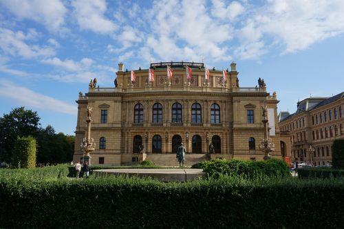 Rudolfinum Praga | Recorrido por Praga: josefov stare mesto metronomo