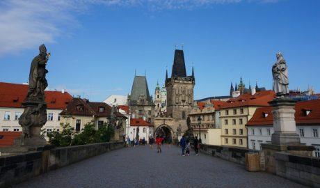 Puente de Carlos | Recorrido por Praga: mala strana castillo petrin