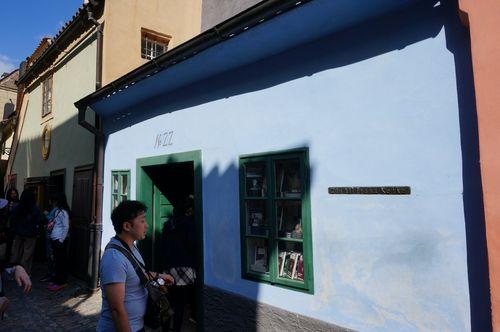 Callejón de Oro | Recorrido por Praga: mala strana castillo petrin