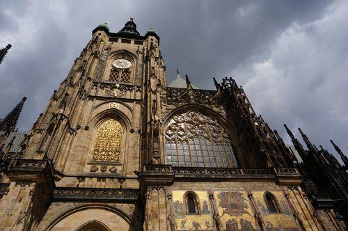 Catedral de San Vito | Recorrido por Praga: mala strana castillo petrin
