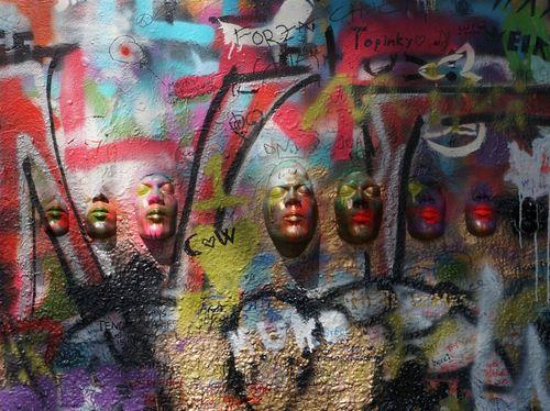 Muro de John Lennon | Recorrido por Praga