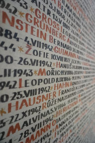 Pynkas Synagogue | Recorrido por Praga