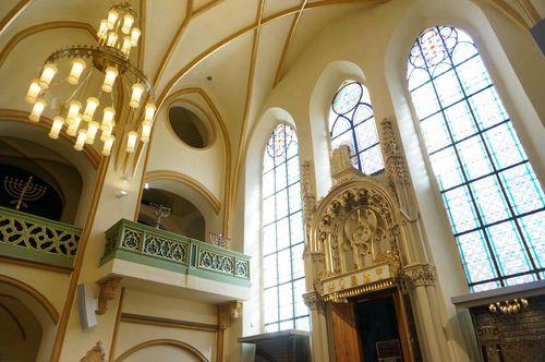 Klaus Synagogue |Recorrido por Praga: josefov stare mesto metronomo