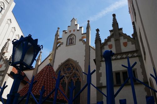 Maisel Synagogue | Recorrido por Praga: josefov stare mesto metronomo