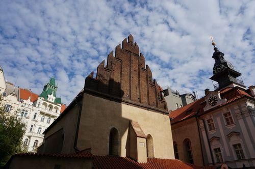 Old-New Synagogue | Praga
