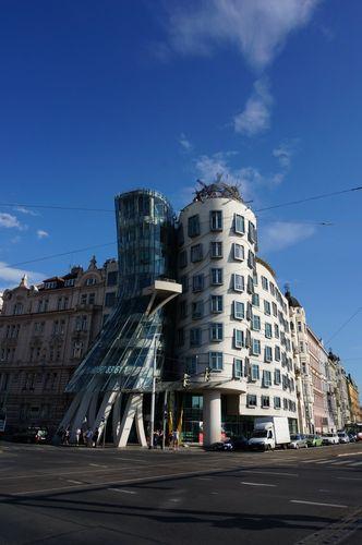 Casa Danzante | Praga