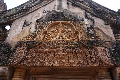 Banteay Srei | Cambodia