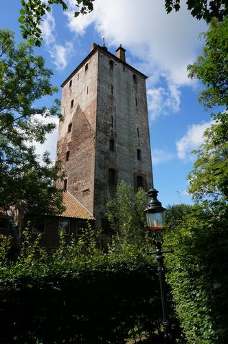 Hamtoren - Route Castles
