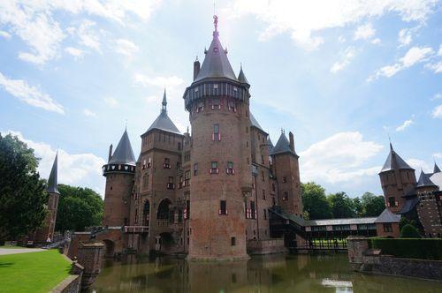 De Haar Castle - Route Castles | Castillo De Haar - Ruta en bici