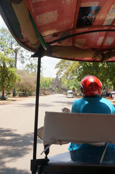 Angkor by Tuk-tuk | Getting around the Angkor Temples