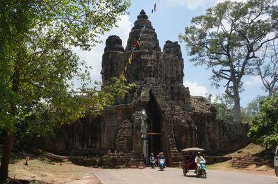 South Gate of Angkor Wat | Cambodia