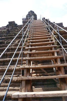 Baphuon | Cómo recorrer Templos Angkor