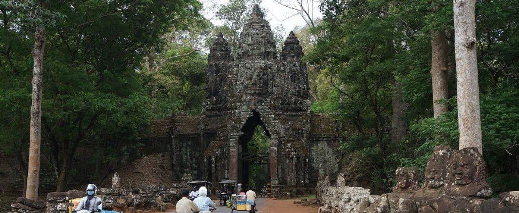 Get around the Angkor Temples | Cómo recorrer Templos Angkor