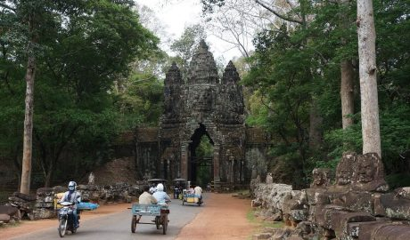 Get around the Angkor Temples | Cómo recorrer Templos Angkor