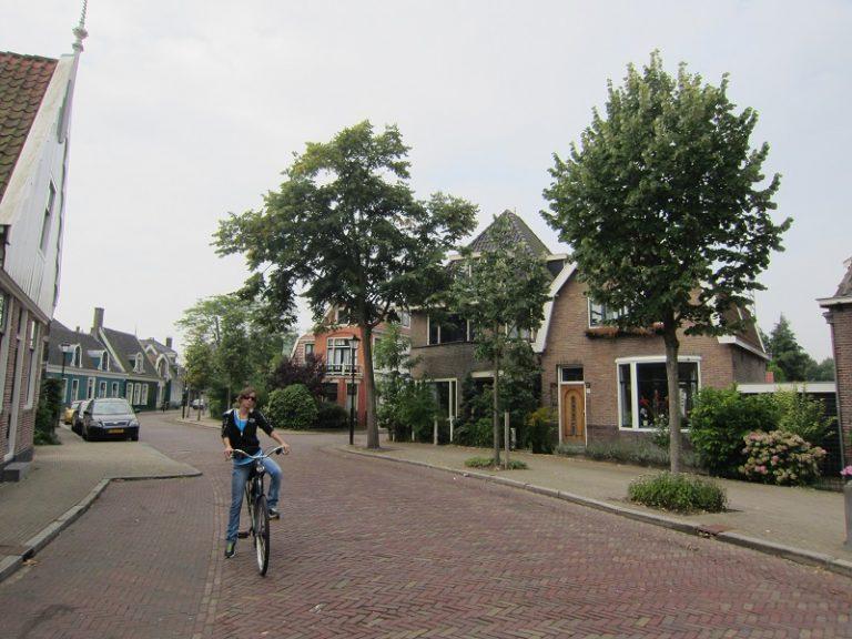 Bici por Zaandam