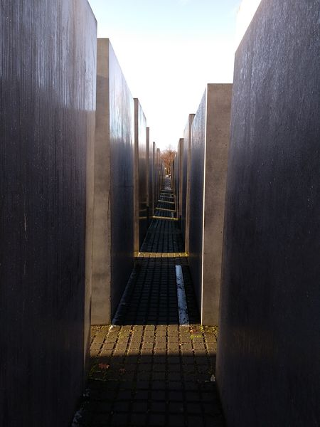 Memorial a los judíos asesinados en Europa