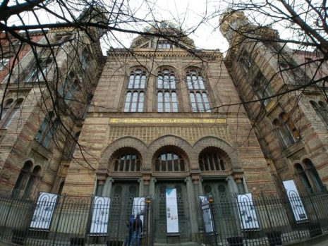 Nueva Sinagoga | Berlin