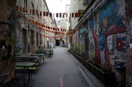 Dead Chicken Alley | Berlin