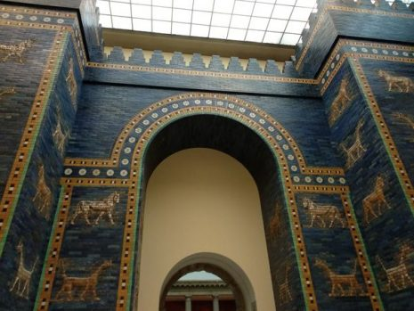 Puerta de Ishtar de Babilonia, Pergamon Museum | Berlin