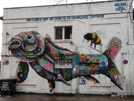 Mural RAW Tempel | Berlin