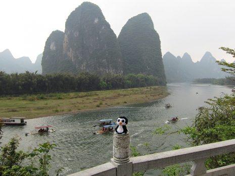 Senderismo desde Yangdi a Xingping por el río Li | China