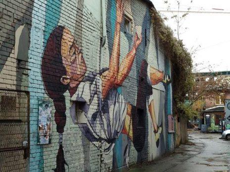 Grafiti RAW Tempel | Berlin