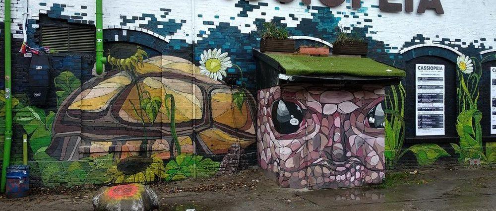 Arte Callejero en Berlin - Mapa de Grafitis Berlin