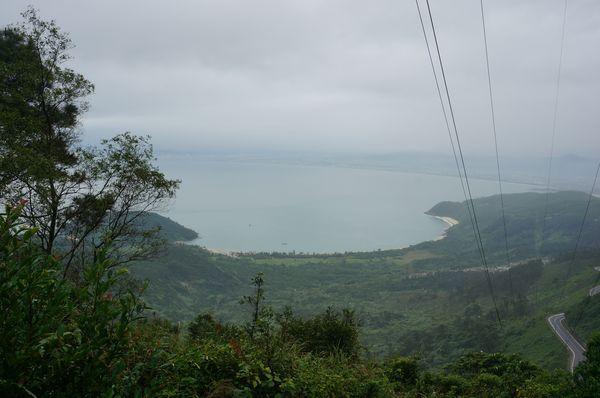 Vistas del mar desde Hai Van Pass | Vietnam