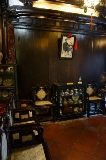 Sala de la casa antigua de Tan Ky | Hoi An, Vietnam