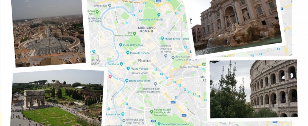5 días en Roma