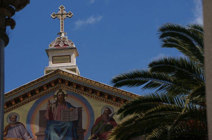 qué iglesias visitar en roma
