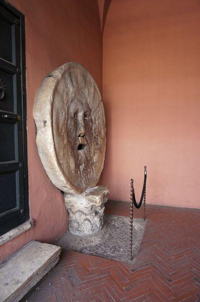 Boca de la Verdad - Roma