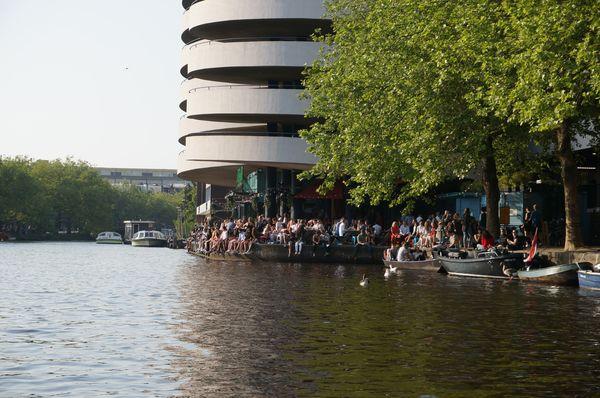 Waterkant, Amsterdam