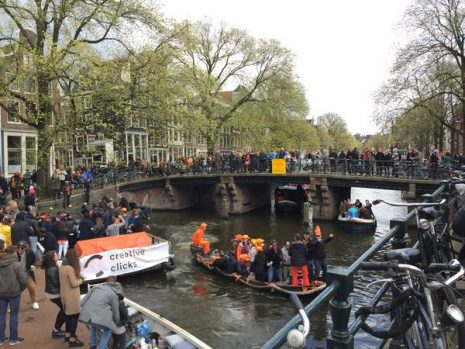 King's Day in Amsterdam, 'Koningsdag'