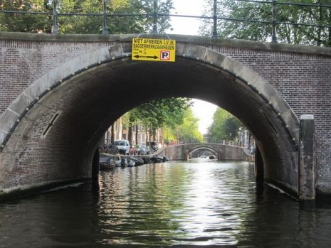 15 Bridges, Amsterdam