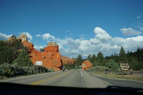 De camino a Bryce - Consejos para viajar a EEUU