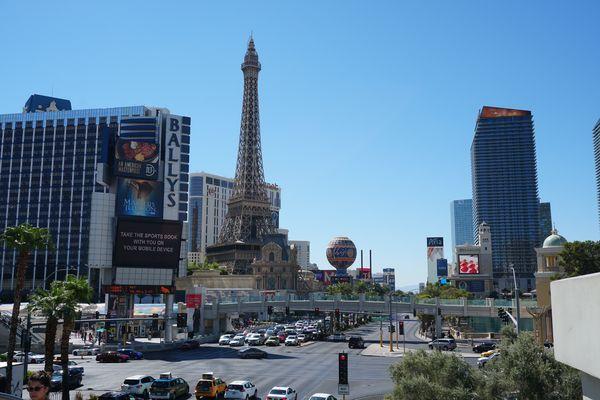 Las Vegas - Consejos para viajar a EEUU