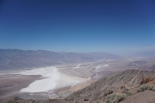 Death Valley - Dantes View