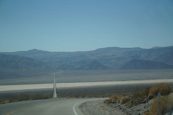 Por Death Valley - Consejos para viajar a EEUU
