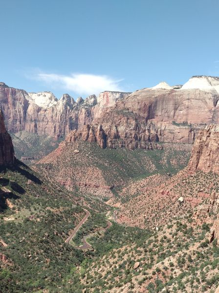 Parque Nacional de Zion - Consejos para viajar a EEUU