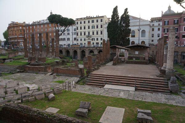 Largo di Torre Argentina | Que ver 4 días en Roma