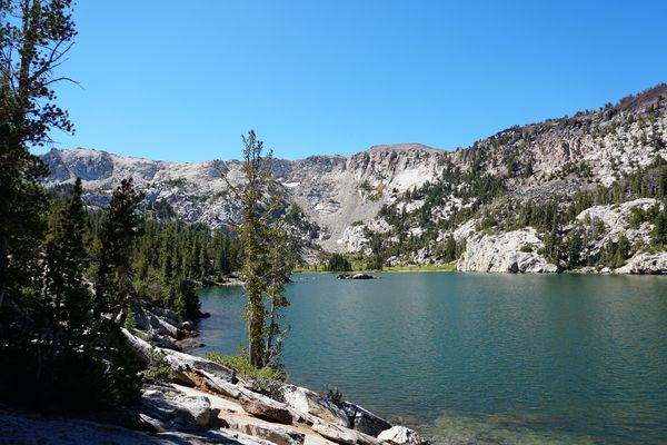 Crystal Lake | Rutas en Mammoth Lakes