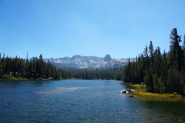 Mamie Lake | Mammoth Lakes