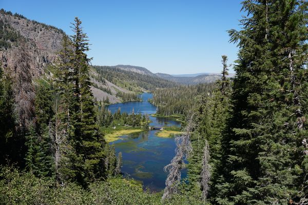 Twin Lakes | Rutas en Mammoth Lakes