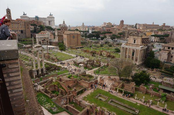 Foro Romano | Que ver 4 días en Roma
