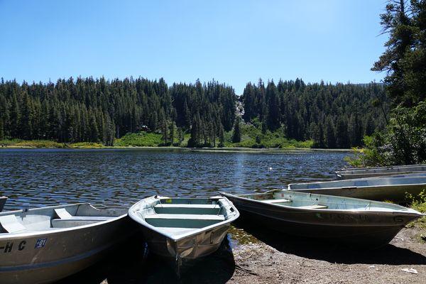 Rutas en Mammoth Lakes