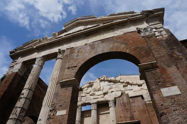 Portico de Octavia | Que ver 4 días en Roma